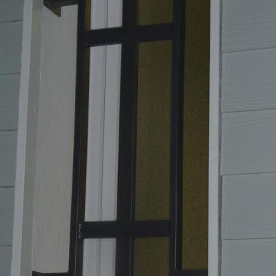 Grilles de fenêtres
